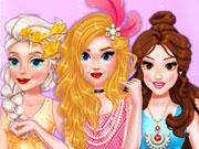 Elsa ile Kızlar Partisi