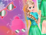 Elsa Kış vs Yaz