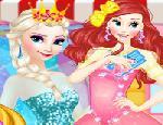 Elsa'nın Kıyafet Mağazası