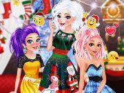 Elsa, Rapunzel ve Elsa Yılbaşı