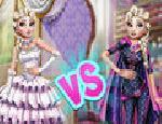 Elsa; Süper Kahraman vs Prenses