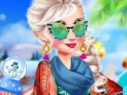 Elsa ve Anna Kış Kaçamağı