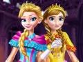 Elsa ve Anna Kraliçe