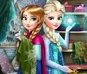 Elsa ve Anna Moda Rekabeti