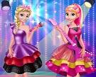 Elsa ve Anna Rock Konseri