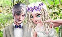 Elsa ve Ariel Evleniyorlar