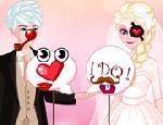Elsa ve Jack Düğün Fotoğrafı