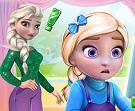 Elsa ve Tembel Kızı
