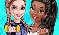 Elsa ve Tiana