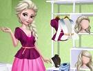 Elsa Yuvarlak Saat Modası