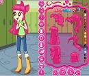 Equestria Girls Apple Bloom Giydir