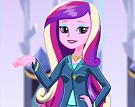 Equestria Girls Cadance Giydir