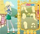 Equestria Girls Derpy Giydirme