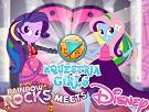 Equestria Girls Disneye Karşı