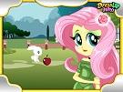 Equestria Girls Fluttershy Bakımı