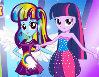 Equestria Girls Giydir 2
