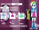 Equestria Girls Giysi Mağazası