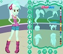 Equestria Girls Lyra Heartstrings Giydir