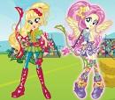 Equestria Girls Ok Atma Yarışı