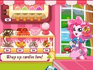 Equestria Girls Pinkie Pie Pastanesi
