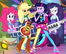Equestria Girls Rainbow Rocks