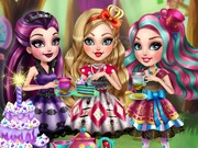 Ever After High Çay Partisi