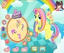 Fluttershy Rainbow Power Modası