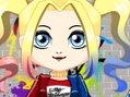 Harley Quinn Makyaj ve Giydirme