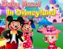 Hazel Bebek Disneyland