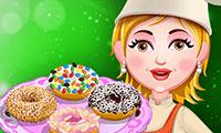 Hazel Bebek Donut Tatlıları