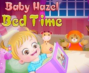 Hazel Bebek İçin Uyku Vakti