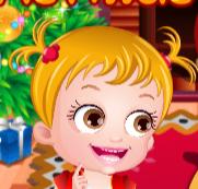 Hazel Bebek ile Noel Baba
