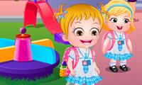 Hazel Bebek Okula Gidiyor
