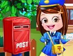 Hazel Bebek Postacı