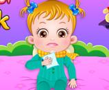 Hazel Bebekle İlgilen