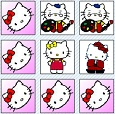 Hello Kitty Hafıza Kartları