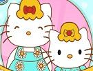 Hello Kitty ve Annesinin Bakımı
