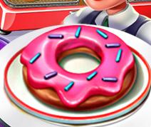 Hızlı Pişirme: Donut