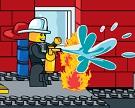 İtfaiyeci Lego