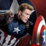 Kaptan Amerika Yapboz (Puzzle)