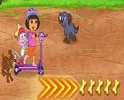 Kaşif Dora Köpekleri Bulma