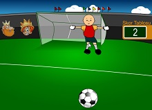 Kayu Penaltı Oyunu