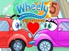Kırmızı Araba Wheely 5