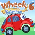 Kırmızı Araba Wheely 6