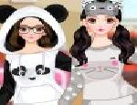 Kızlarla Pijama Partisi