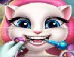 Konuşan Angela Dişçide