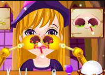 Küçük Cadı Burun Ameliyatı