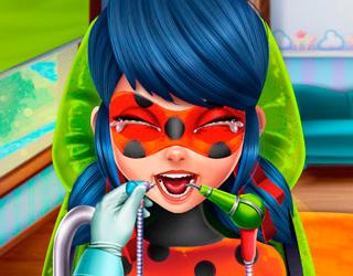 Ladybug Dişçide