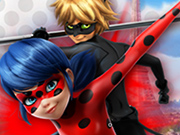 Ladybug ve Cat Noir