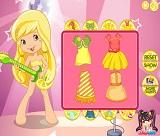 Limon Kız Giydirme